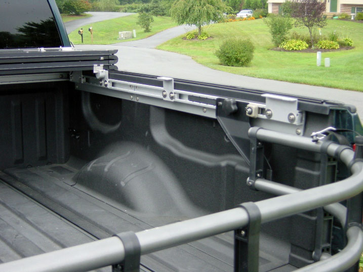 Advanced Locking Folding Truck Bed Covers